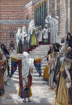 Painting of The Presentation of the Lord