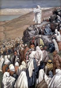 James Tissot, The Beatitudes Sermon, c. 1890, Brooklyn Museum