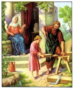 Jesus, Son of Joseph