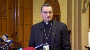 Bishop Joseph Brennan
